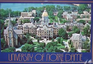 Du học úc The University of Notre Dame 1