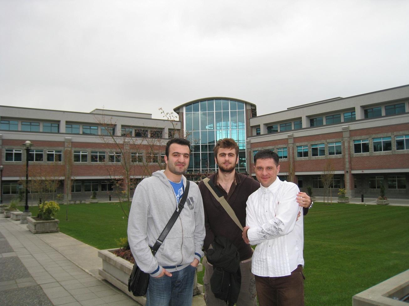 douglas college canada