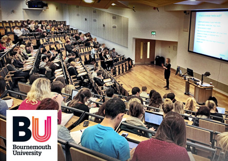 Fully PhD Scholarships of Bournemouth University in 2016