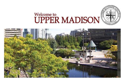 Thông tin trường cao đẳng Upper Madison College Canada