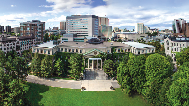 Image result for trường University of Ottawa