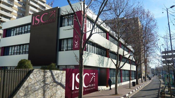 Kết quả hình ảnh cho ISC PARIS BUSINESS SCHOOL - GRANDES ECOLES