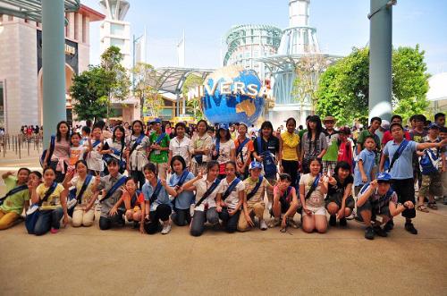 Ưu đãi du học hè Singpore cùng Lion Island